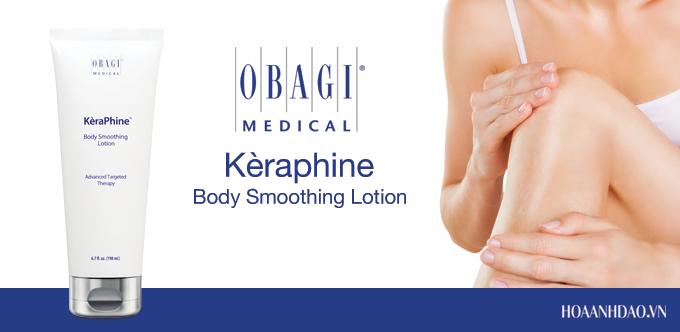 Kem dưỡng thể Obagi Kèraphine Body Smoothing Lotion