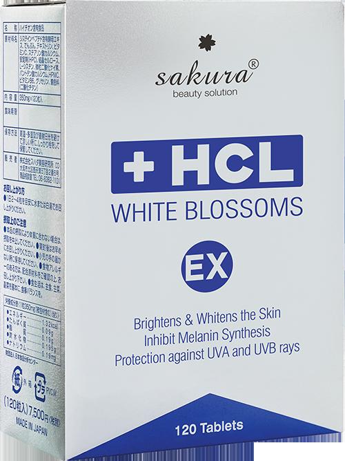viên uông trị nám trắng da HCL Sakura 2018