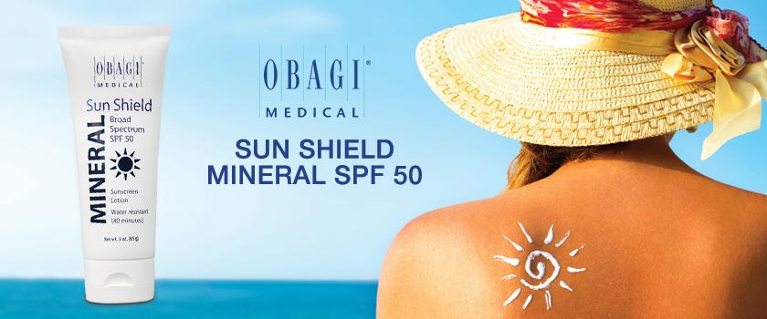 kem chống năng Obagi Mineral Sunshield Broad Spectrum SPF 50