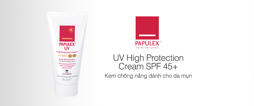 kem-chong-nang-danh-cho-da-mun-papulex-uv-high-protection-cream-spf-45