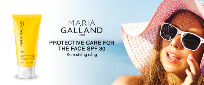 kem-chong-nang-maria-galland-protective-care-for-the-face-spf-30