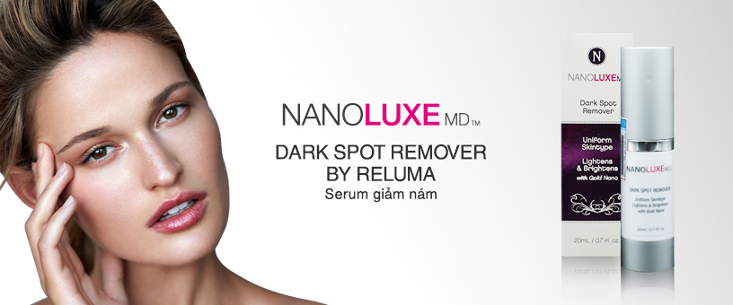 Serum trị nám Nanoluxe Reluma MD