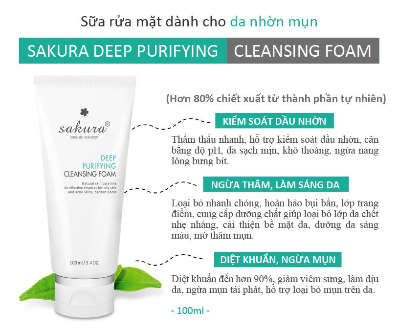 sua-rua-mat-danh-cho-da-dau-mun-sakura-deep-purifying-cleansing-foam-new