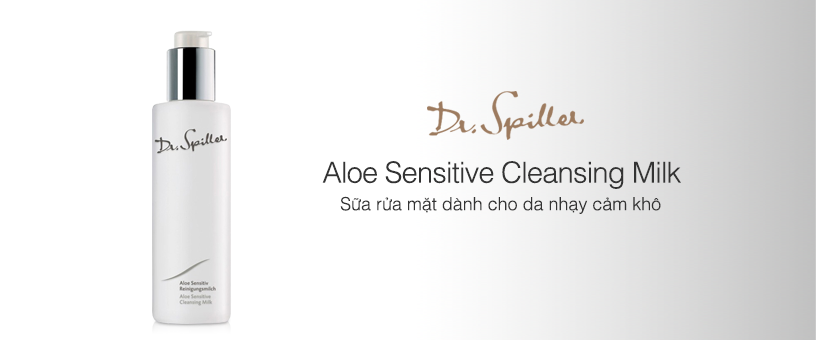 sua-rua-mat-danh-cho-da-nhay-cam-kho-aloe-sensitive-cleansing-milk-500ml
