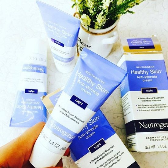 KEM DƯỠNG NEUTROGENA HEALTHY SKIN ANTI WRINKLE NIGHT CREAM