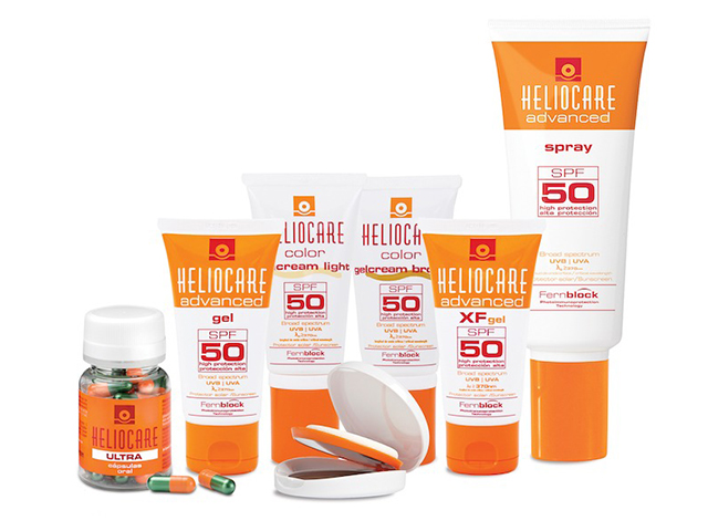 Chống nắng dạng gel Heliocare