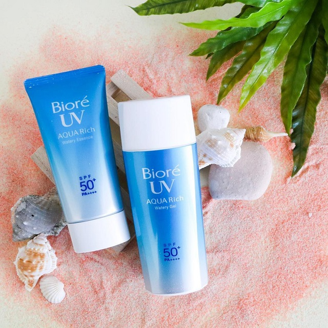 Biore UV Aqua Rich Watery Gel SPF 50+ PA++++
