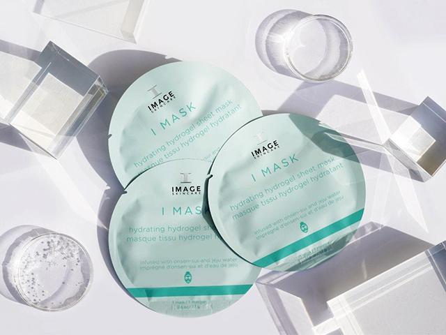 Mặt nạ sinh học cấp ẩm chuyên sâu Image Skincare I Mask Hydrating Hydrogel Sheet Mask