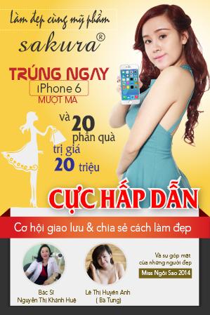 Tri ân khách hàng nhân ngày phụ nữ Việt Nam 20-10
