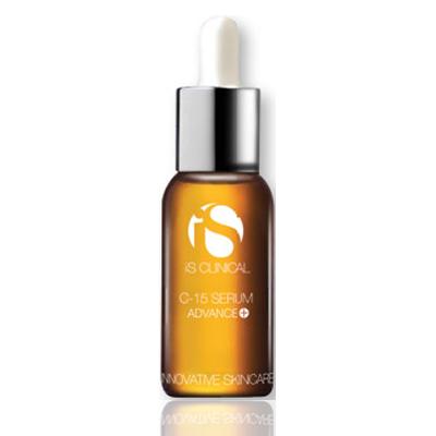 iS CLINICAL C-15 Serum Advance  Vitamin 15‰ điều trị đốm nâu, nám, tàn nhang và làm sáng da