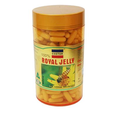 Sữa Ong Chúa Costar Royal Jelly 1450 Mg thuốc bổ từ tự nhiên