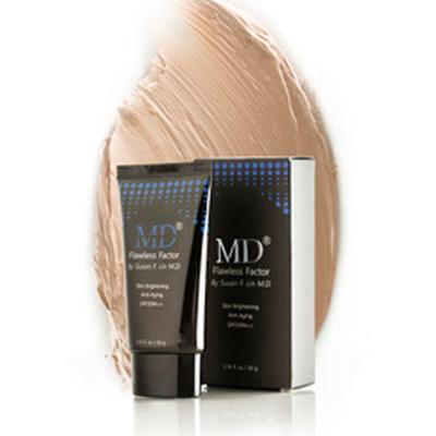 Kem dưỡng da trang điểm chống nắng ban ngày MD Flawless Factor SPF 35PA