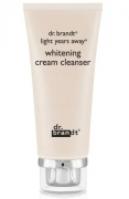 Sữa rửa mặt trắng da dr. Brandt light years away whitening cream cleanser
