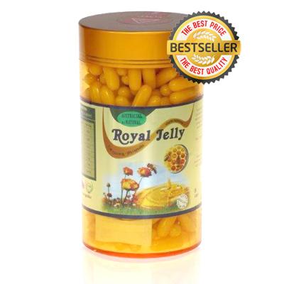 Sữa ong chúa số 1 của Úc Royal Jelly Australia's No.1 Natural