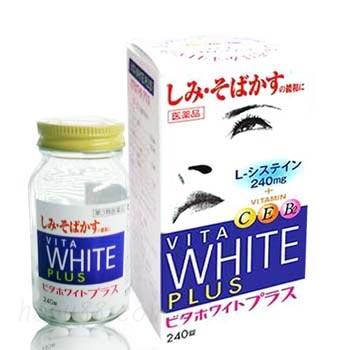 vien uong tri nam vita white plus