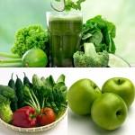 5 ngày giảm 2,5 kg với nước ép rau, củ, quả