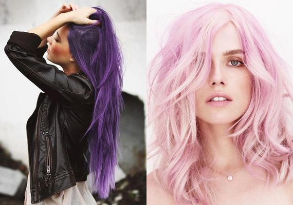 Bí quyết cho tóc nhuộm màu Pastel