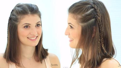 5 kiểu tóc tuyệt đẹp dành cho chị em tóc ngắn