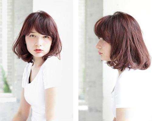 Kiểu tóc ngắn giúp chị em trẻ thêm vài tuổi