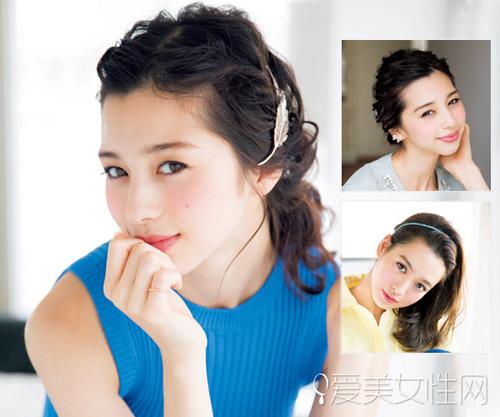 3 kiểu tóc siêu đẹp dành cho chị em đi chơi
