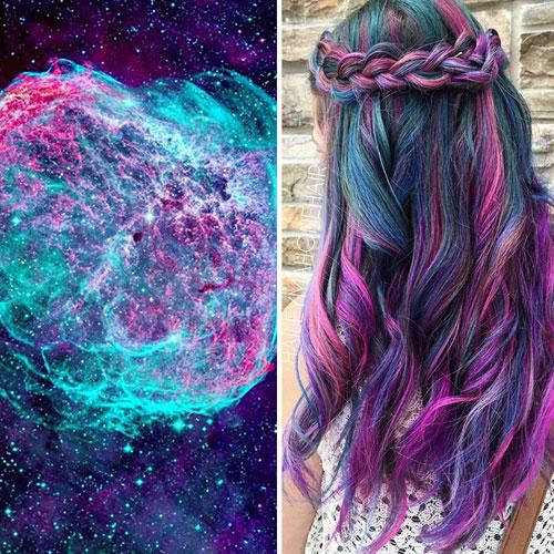 Sang chảnh hơn với mốt tóc nhuộm đầy màu sắc