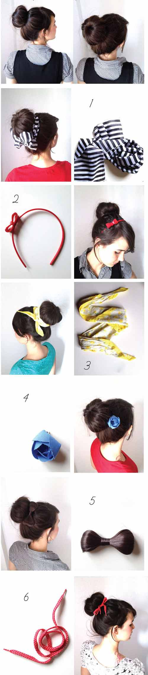5 kiểu tóc 'cứu' bạn gái ngày đầu bẩn - 1