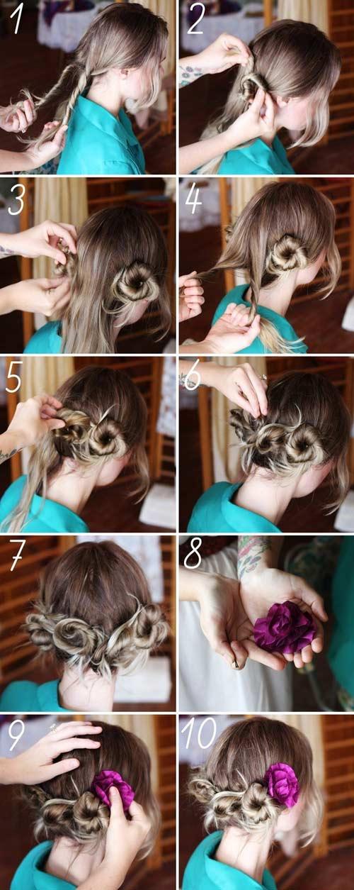 5 kiểu tóc 'cứu' bạn gái ngày đầu bẩn - 3