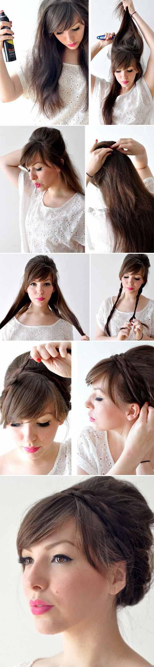 5 kiểu tóc 'cứu' bạn gái ngày đầu bẩn - 4