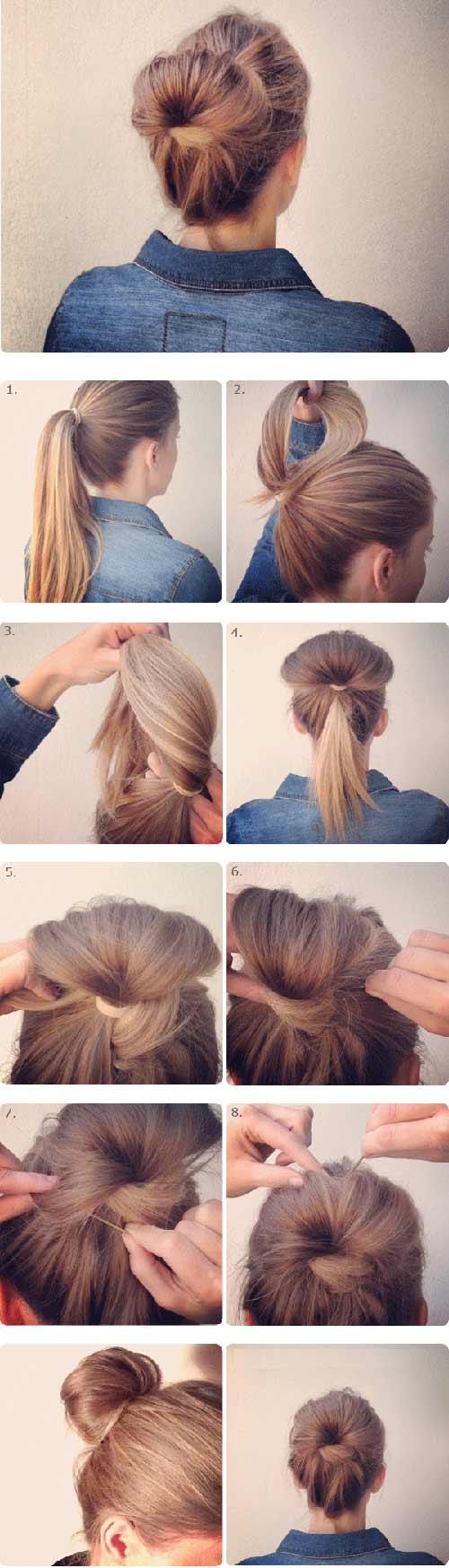 5 kiểu tóc 'cứu' bạn gái ngày đầu bẩn - 5