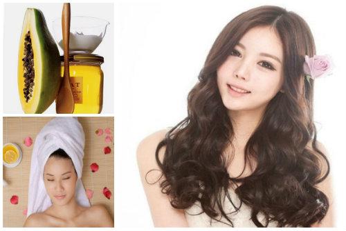 Phục hồi tóc chẻ ngọn với nguyên liệu cực rẻ - 1