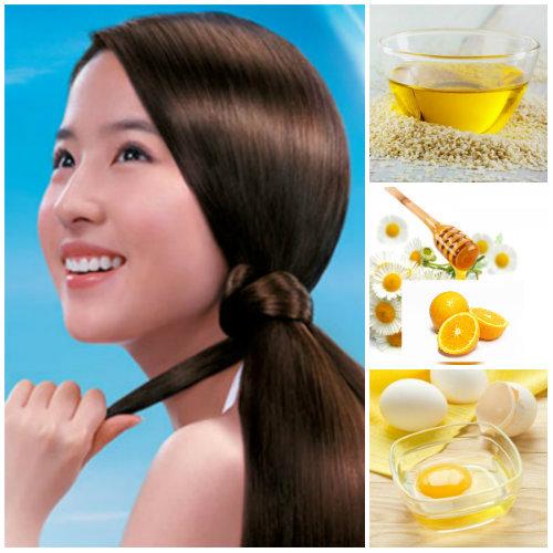Phục hồi tóc chẻ ngọn với nguyên liệu cực rẻ - 2