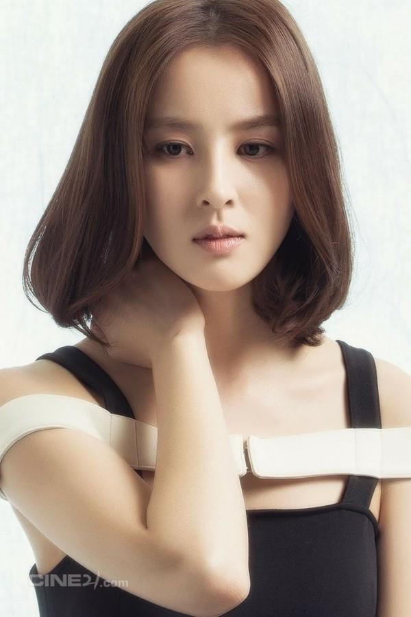 Những kiểu tóc giúp nàng tóc mỏng thoát khỏi nỗi lo phần tóc thưa đỉnh đầuTóc lob