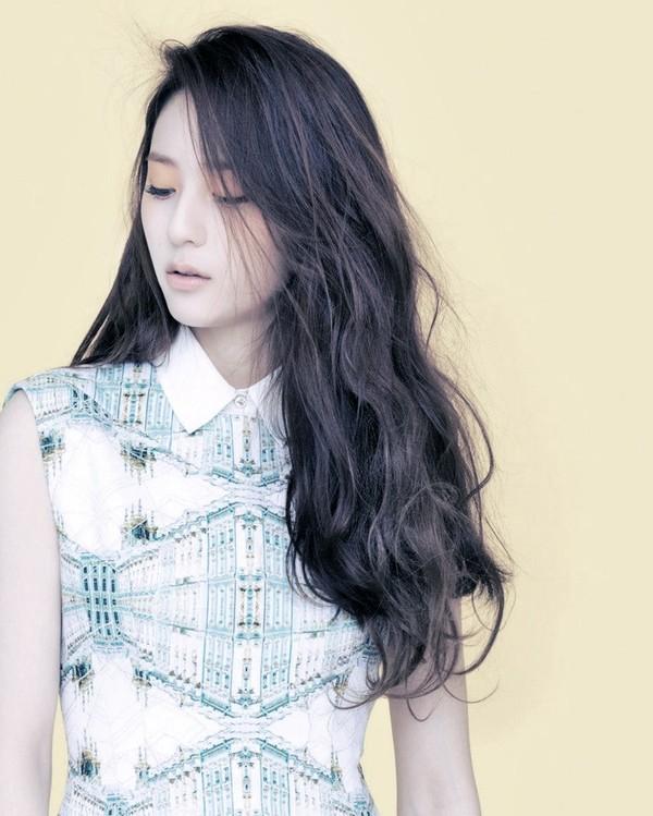 Những kiểu tóc giúp nàng tóc mỏng thoát khỏi nỗi lo phần tóc thưa đỉnh đầuTóc dài