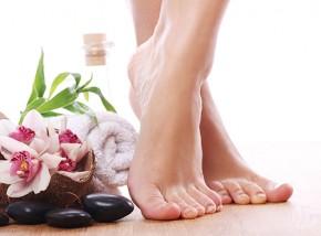 3 công thức tẩy tế bào chết giúp bàn chân mịn màng
