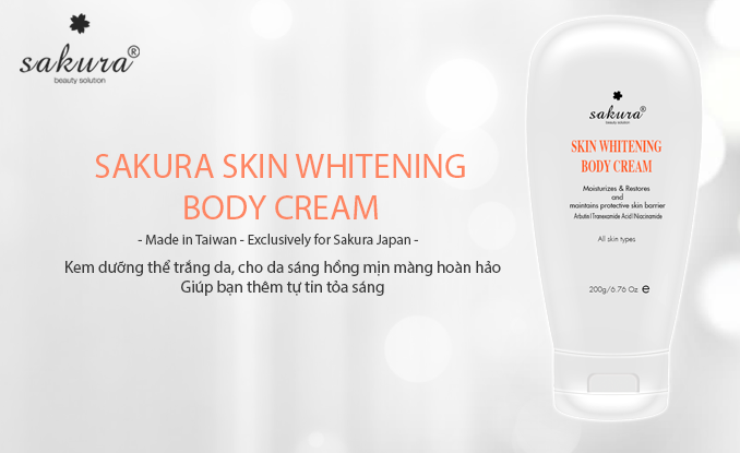 kem-duong-trang-da-toan-than-sakura-skin-whitening-l-glutathione-body-cream