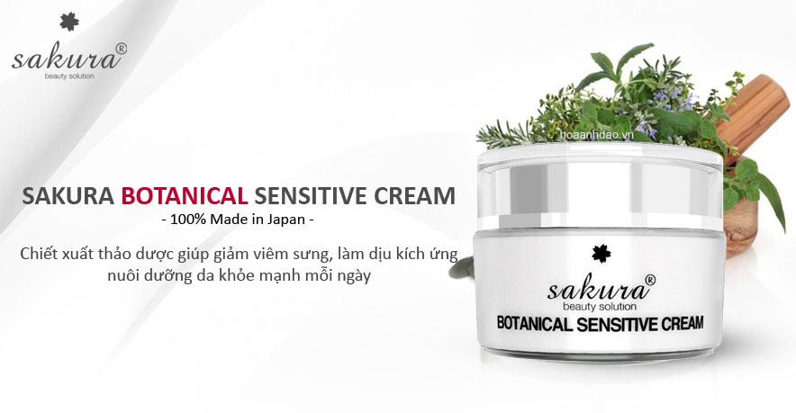 kem-duong-dac-tri-cho-da-nhay-cam-sakura-botanical-sensitive-cream
