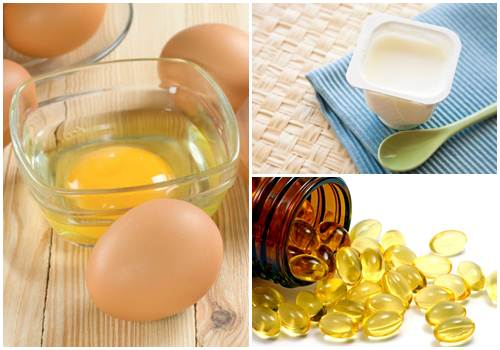 Bộ 3 phép thuật – trứng gà, sữa chua, vitamin E giúp vòng 1 tăng size ầm ầm chỉ sau 1 tuần áp dụng