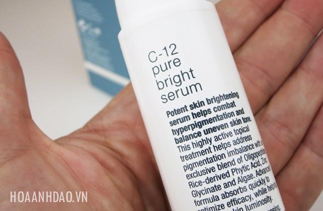 Serum L 224 M S 225 Ng Da Dermalogica C 12 Pure Bright