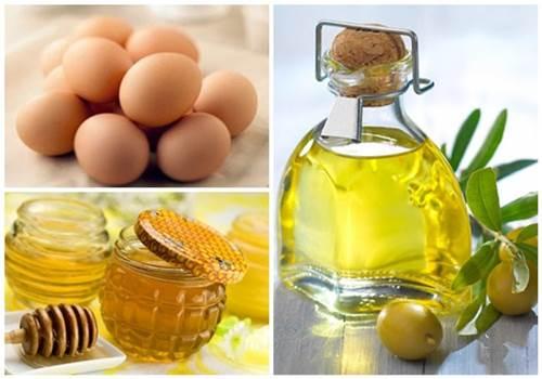 Trộn dầu oliu với mật ong rồi thoa lên, ngực cứ thế nở nang, căng đầy quyến rũ