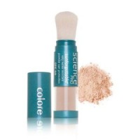 Phấn trang điểm chống nắng COLORESCIENCE Sunforgettable Mineral Powder Brush SPF 30