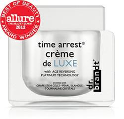 Kem dưỡng da chống lão hóa Dr.Brandt Time arrest crème de LUXE