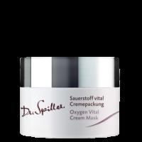 Mặt nạ dưỡng da chống kích ứng lão hóa Dr Spiller Oxygen Vital Cream Mask