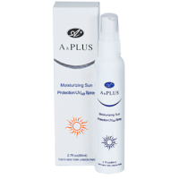 Chai xịt chống nắng A&Plus Moisturizing Sun Protection Uvab Spray SPF35