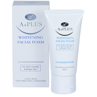 Sữa Rửa Mặt Thảo Dược A&Plus Whitening Facial Foam 100ml
