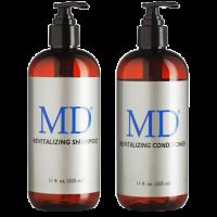 Bộ dầu gội giúp mọc tóc ngăn ngừa rụng tóc MD Revitalizing