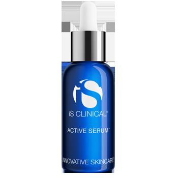 Serum giúp giảm mụn cám và mụn đầu đen iS Clinical Active Serum 15ml