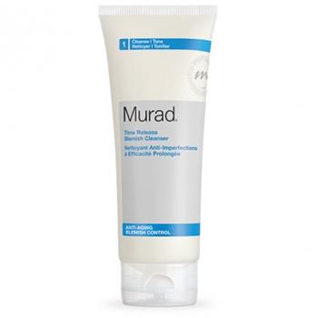 Sữa rửa mặt giúp giảm mụn, chống lão hóa da Murad Time Release Acne Cleanser