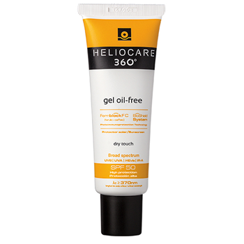 Kem chống nắng Heliocare 360° Gel Oil-free SPF 50