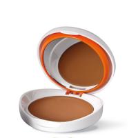Phấn Nền Chống Nắng Màu Nâu Heliocare Oil-Free Compact Brown SPF50