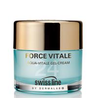 Gel tiếp nước và năng lượng hoàn hảo Swissline Aqua Vitale Gel Cream